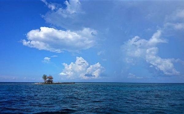 Salmedina Cay
