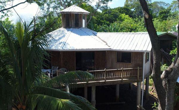 Hilltop Round House